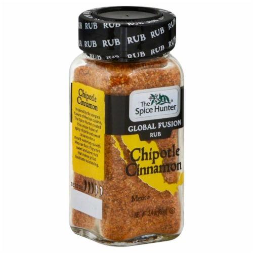 The Spice Hunter Rub Chipotle Cinnamon Perspective: front