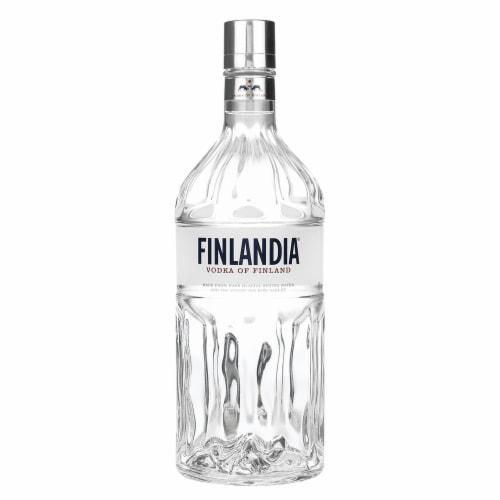 Finlandia Classic Vodka Perspective: front