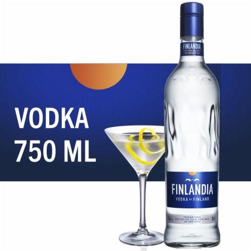 Finlandia Vodka Perspective: front