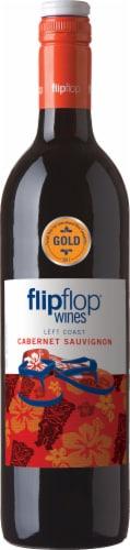 Flipflop Cabernet Sauvignon Red Wine Perspective: front