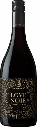 Love Noir Pinot Noir Red Wine Perspective: front