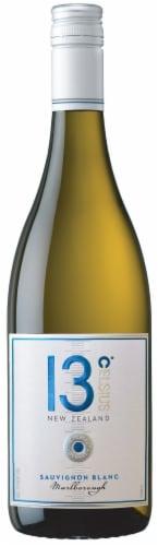 13 Celsius Sauvignon Blanc White Wine Perspective: front