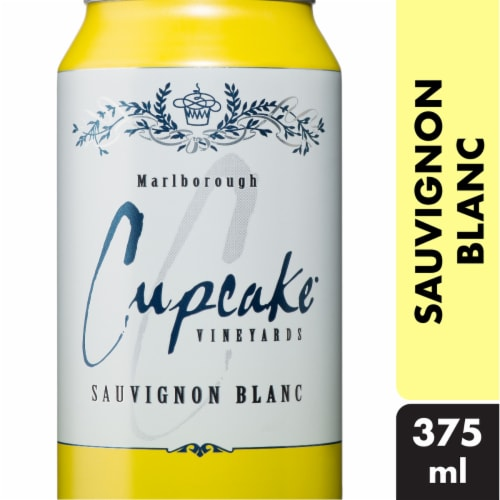 Cupcake Vineyards Sauvignon Blanc White Wine Perspective: front