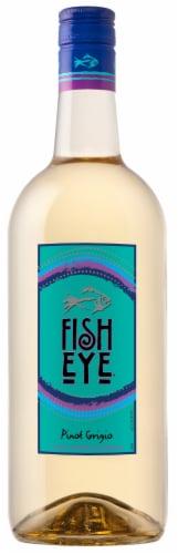 FishEye Winery Pinot Grigio White Wine Perspective: front