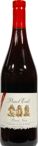 Pinot Evil Pinot Noir Perspective: front