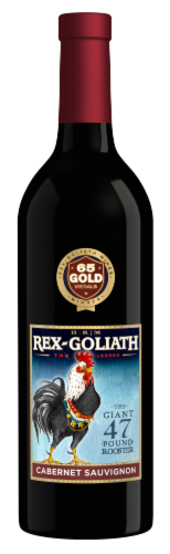 Rex-Goliath Cabernet Sauvignon Red Wine Perspective: front