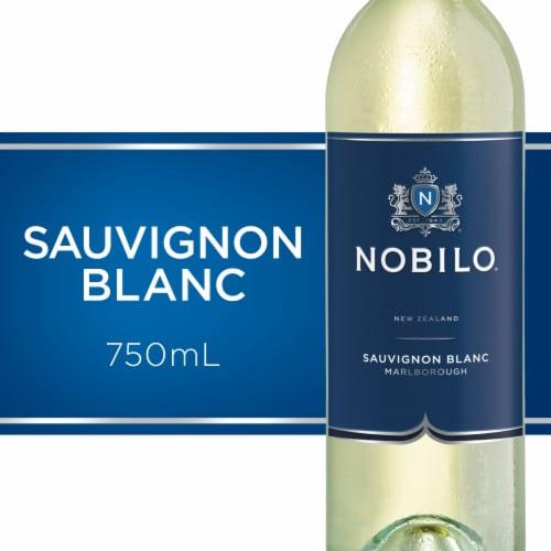 Nobilo Regional Collection Sauvignon Blanc White Wine Perspective: front