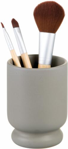 InterDesign® Crème Tumbler - Cloudburst Perspective: front