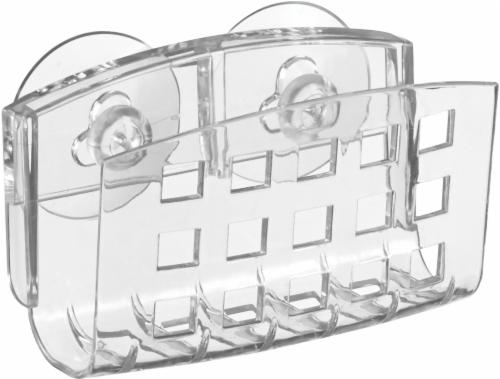 InterDesign Sponge Holder - Clear Perspective: front