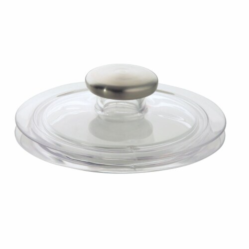 iDesign Forma 2 Sink Stopper Perspective: front