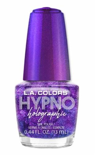 L.A. Hypno Holographic Wander Nail Polish Perspective: front