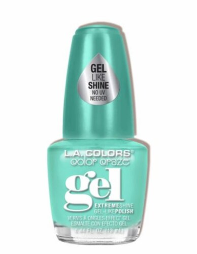 L.A. Colors Chill Out Color Craze Gel Nail Polish Perspective: front