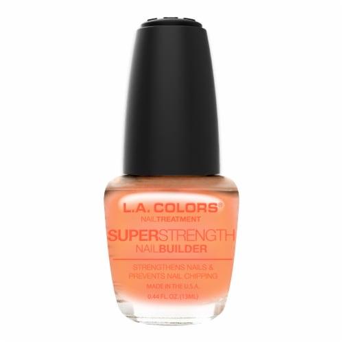 L.A. Colors Super Strength Nails Perspective: front