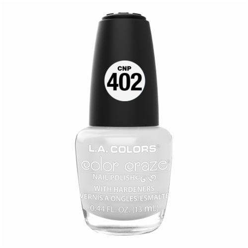 L.A. Colors Color Craze Energy Soul Nail Polish Perspective: front