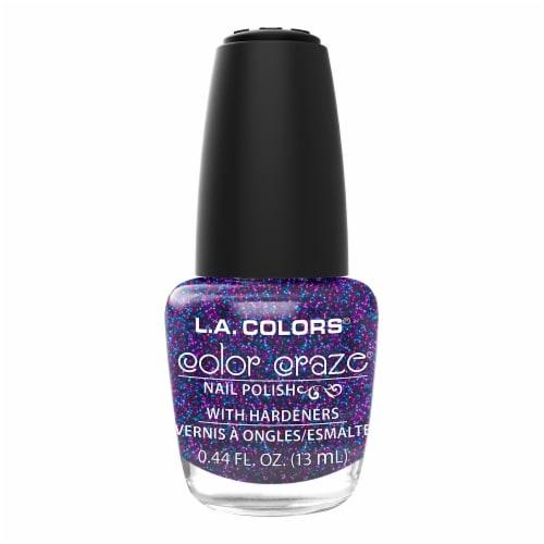 L.A. Colors Color Craze Jewel Tone Nail Polish Perspective: front
