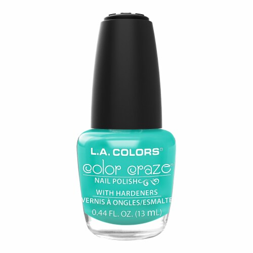 L.A. Colors Color Craze Nail Polish Perspective: front