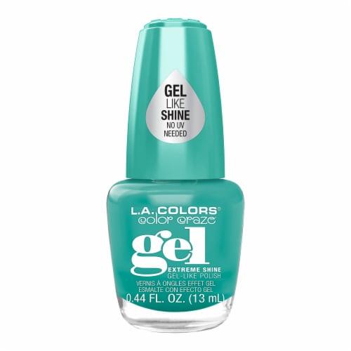 L.A. Colors Gel Shine Polish - Rockin' It Perspective: front