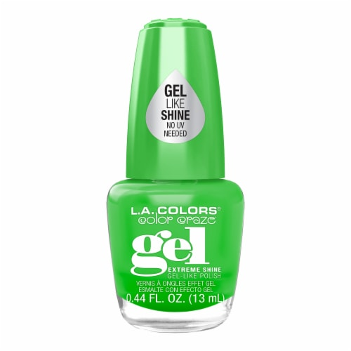 L.A. Colors Gel Shine Polish - Refresh Perspective: front