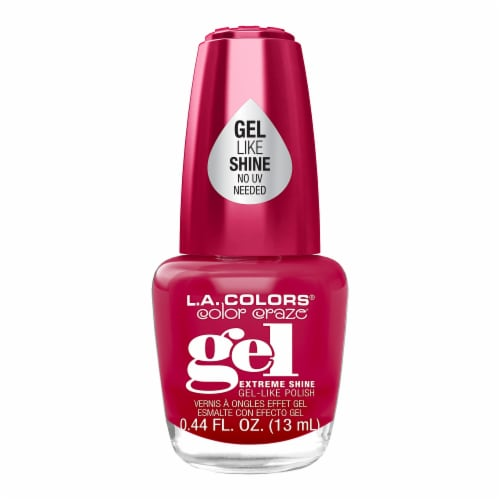 L.A. Colors Gel Shine Polish - Matchmaker Perspective: front