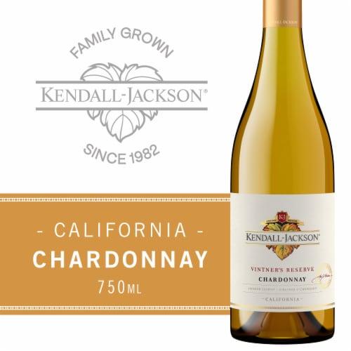 Kendall-Jackson Vintner's Reserve Chardonnay White Wine Perspective: front