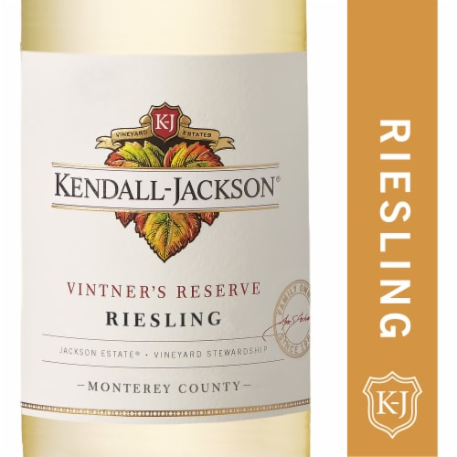 Kendall-Jackson Vintner's Reserve Riesling White Wine Perspective: front