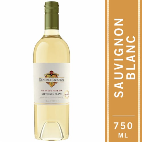 Kendall-Jackson Vintner's Reserve Sauvignon Blanc White Wine Perspective: front