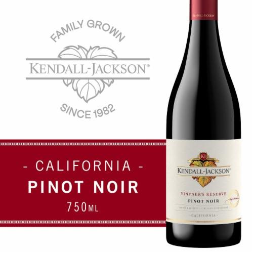 La Crema Monterey Pinot Noir Red Wine Perspective: front