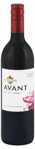 Kendall-Jackson Avant Red Blend Wine Perspective: front