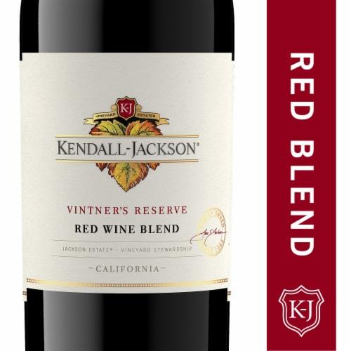 Kendall-Jackson Vintner's Reserve Red Blend Red Wine Perspective: front