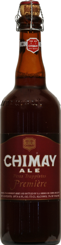 Chimay Ale Perspective: front