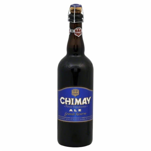 Chimay Ale Grande Reserve Perspective: front