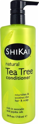 Shikai Natural Tea Tree Conditioner Perspective: front