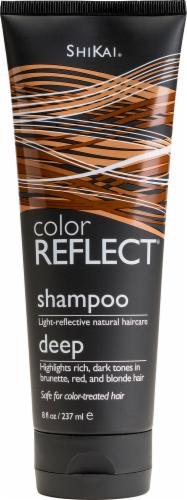 Shikai Color Reflect Shampoo Deep Perspective: front