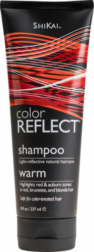 Shikai Color Reflect Warm Shampoo Perspective: front