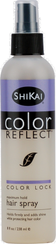 ShiKai Color Reflect Maximum Hold Hair Spray Perspective: front