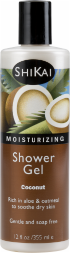 ShiKai Coconut Shower Gel Perspective: front