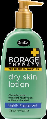 Shikai Borage Therapy Lotion Perspective: front