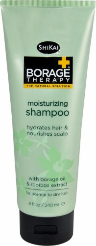 Shikai Borage Therapy Moisturizing Shampoo Perspective: front