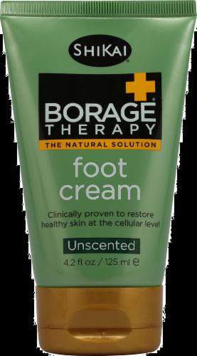 ShiKai Borage Dry Skin Therapy Foot Cream Perspective: front