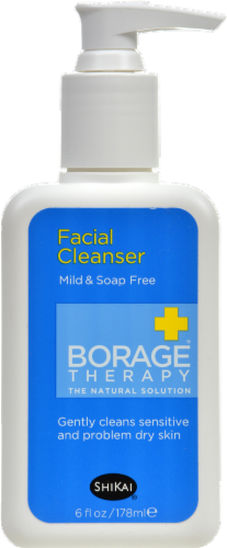 ShiKai Borage Dry Skin Cleanser Perspective: front