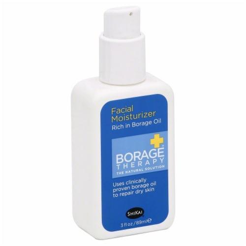 Borage Therapy Shikai Facial Moisturizer Perspective: front