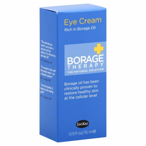 ShiKai Borage Therapy Eye Cream Perspective: front