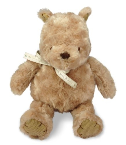 Kids Preferred Classic Pooh: Winnie the Pooh 9 inch Plush Perspective: front