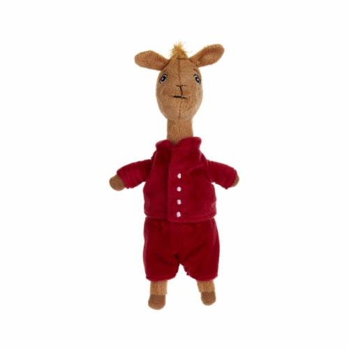 "Llama Llama Red Pajama Beanbag Plush, 10"" Perspective: front"