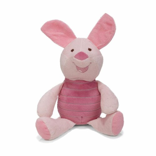 Disney Crinkle and Rattle Plush, Piglet Perspective: front