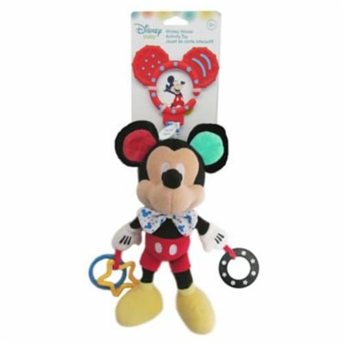 Disney Baby Activity Toy, Mickey Mouse Perspective: front