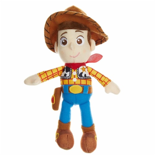 Disney Pixar Toy Story Woody Plush, 8 Inch Perspective: front