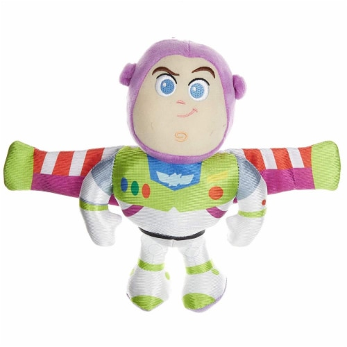 "Disney Pixar Toy Story Buzz Light Year 8"" Plush Perspective: front"