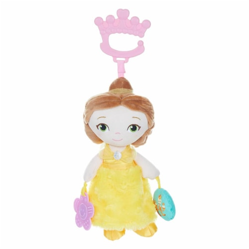 Disney Baby Beauty And The Beast Belle Activity Toy Perspective: front
