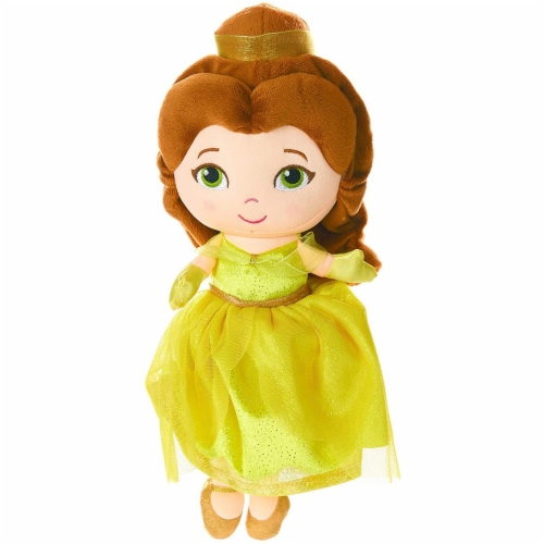 Disney Baby Belle 12 Inch Musical Plush Figure Perspective: front